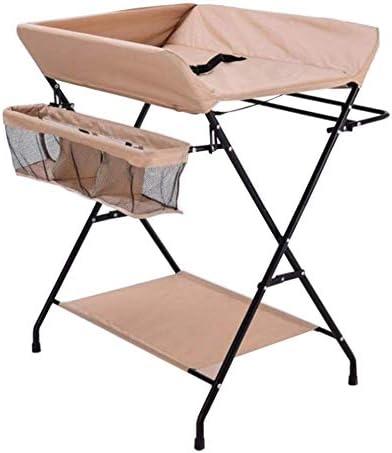 赤ちゃんおむつ交換台 ドレッサー看護ステーション保育園主催、防水支持プレートを変更おむつテーブル折りたたみ