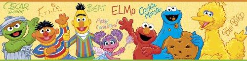 Sesame Street Room Border 5