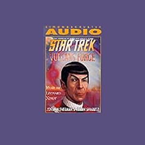 Star Trek: Vulcan's Forge (Adapted) Hörbuch