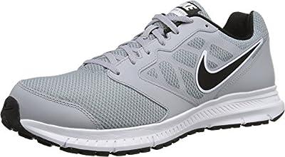 Nike Men's Downshifter 6 Dove Grey/Black/WLF Grey/White Running Shoe 8 Men US
