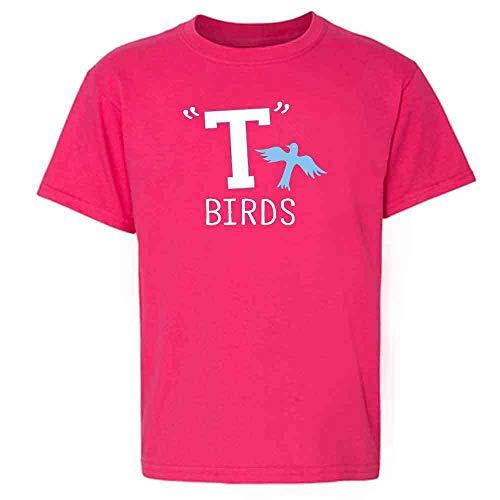 T Birds Gang Logo Costume Retro 50s 60s