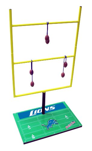 NFL Detroit Lions Goal Post Toss Game II
