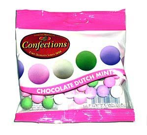 Jelly Belly Chocolate Dutch Mints, 2.9-oz, 12 Pack