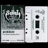 Sabbat - The Seven Deadly Sins (Cassette)