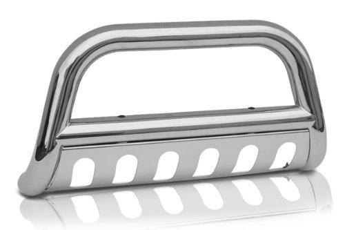 Tuff-Bar 2-0711 Stainless Steel Bull Bar