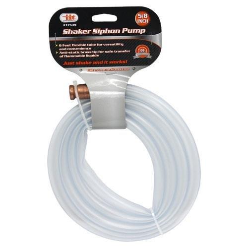 Anti Static Tubing (IIT 17539 Jiggler Shaker Siphon HOSE Pump 6' x 5/8