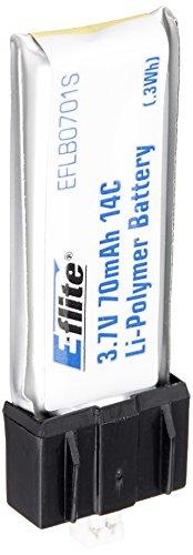 E flite 70mAh 3 7V LiPo Battery product image