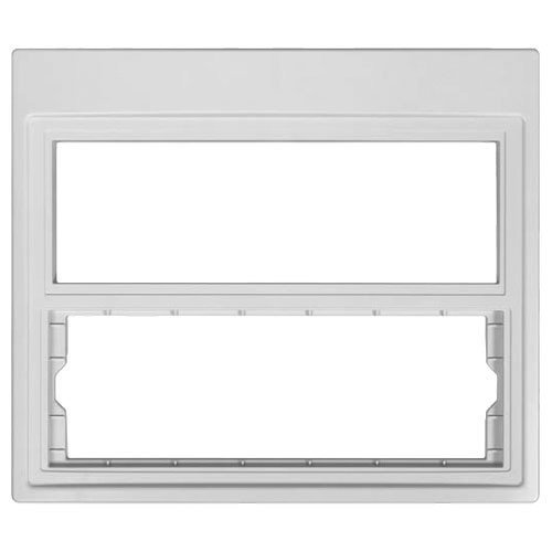 NuTone NF100CWH Master and CD Combination Retrofit Frame for NM series - White Nutone - Nm Series Nutone