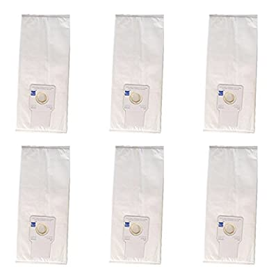 Green Label 6 Pack Type O/U HEPA Vacuum Bags for Kenmore Uprights. Compares to: 53294, 50690, 5068, 5069, 50688, 50009, 50010, 50105, 54001, 54322, 53293, 31150