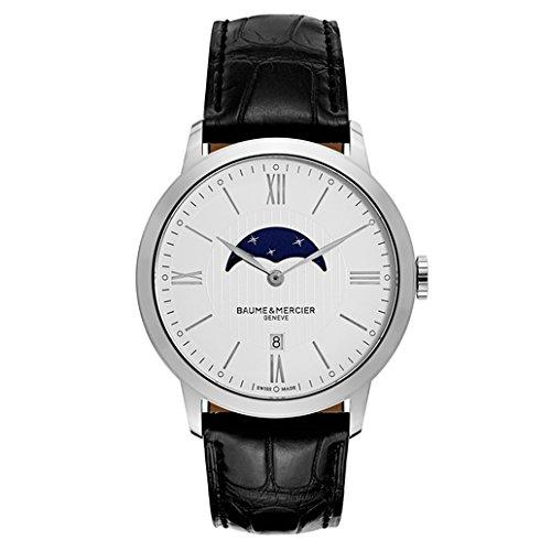 Baume and Mercier Classima Executives Men's Quartz Watch MOA10219