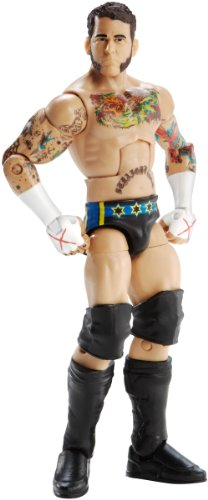 WWE Elite Collection Series #29 CM Punk Figure