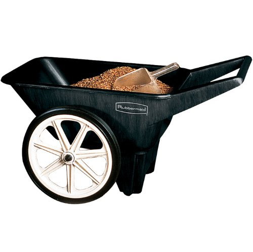 Rubbermaid Poly Farm Cart
