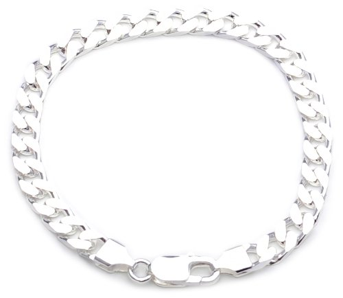 18350cedf68f Bracelet - BRS-K41095 - Pulsera de hombre de plata de ley