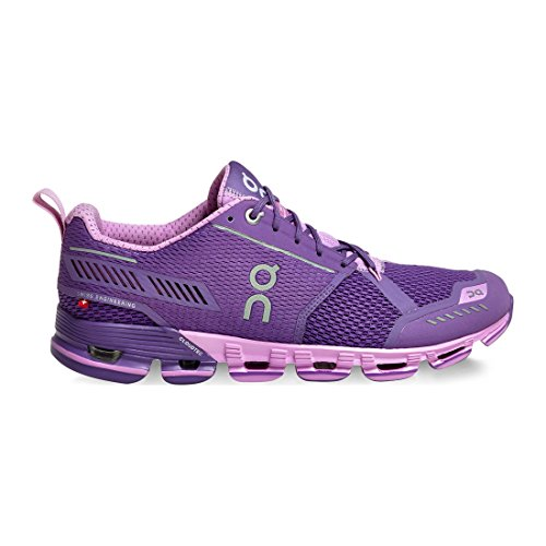 ON Cloudflyer Purple/Rose Running, Cross Training Womens Athletic Shoes Size 7.5 New