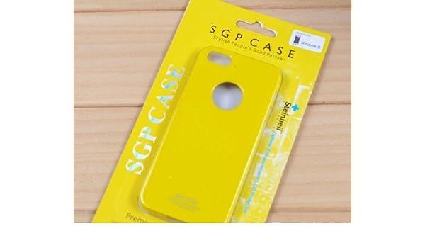 best cheap f9489 94909 Amazon.com: SGP Sherbet Yellow Iphone 5 Case Ultra Thin Air Pastel ...