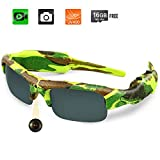Toughsty 16GB 1080P HD Outdoor Hunting Video Camera Camo Polarized Sunglasses Action Video Recorder Review