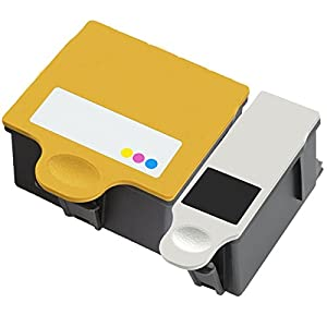 2 Inktoneram Replacement ink cartridges for Kodak 10 10XL BK Black HERO 7.1 9.1 OFFICE HERO 6.1 Kodak 5100 5300 5500 ESP 3 5 7 9 3250 5210 5250 7250 9250 ESP Office 6150