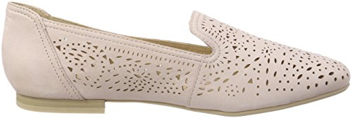 Rose 24501 Loafers 509 Nubuc Red Women's Caprice vwFI4xqa