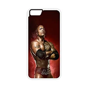 iPhone 6 4.7 Inch Cell Phone Case White Wwe Rock Champion BNY_6864780