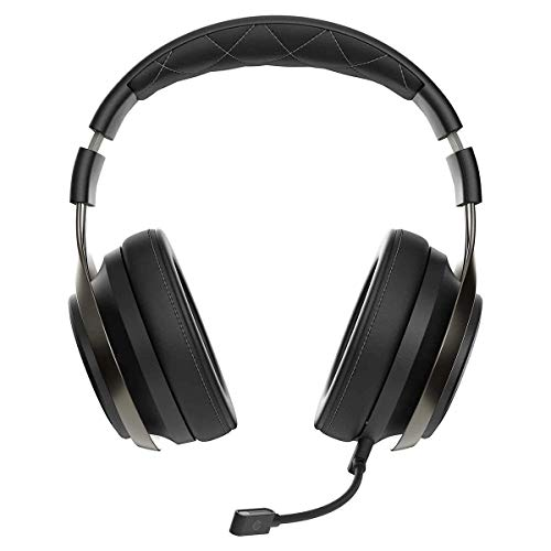 LucidSound LS31LE Wireless Gaming Headset for Xbox One, PS4 - Wireless Surround Sound Headphones- Works Wired with Nintendo Switch, PC, Mac, iPad, iOS, Android (Limited Edition: Black) (Call Of Duty Black Ops Nintendo 3ds)