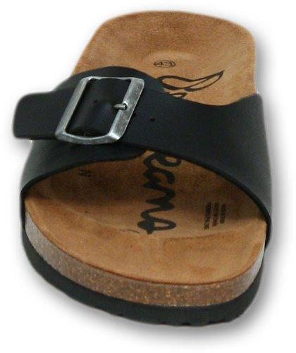 b2364490c73 Pepe Jeans - Claquette Bio   Couleur Noir   Taille 43  Amazon.fr   Chaussures et Sacs