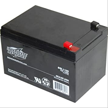 the best attitude 8f613 3e7b0 Amazon.com  12 Volt Battery for Electric Mobility Scooter - ASLA1105  Beauty