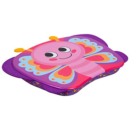 LapGear Lap Pets Lap Desk for Kids - Butterfly (Fits up to 15