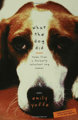 Download What the Dog Did: Tales from a Formerly Reluctant Dog Owner pdf