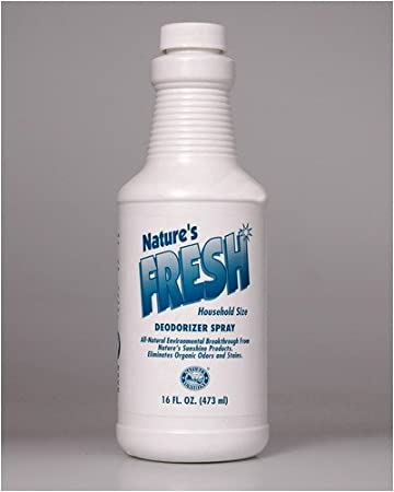 Amazon.com: Nature s Fresh enzima Spray con Bomba (16 fl.Oz ...