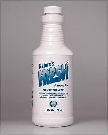 Amazon.com: Nature s Fresh enzima Spray con Bomba (16 fl.Oz ...