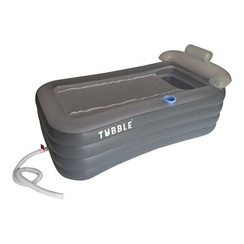 Tubble Aufblasbare Badewanne Erwachsenengröße - 275 Liter (275 Liter)