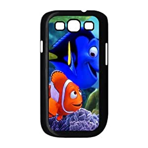 Finding Nemo - Just Swimming Productive Back Phone Case For Samsung Galaxy S3 -Pattern-1