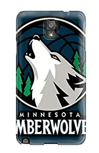 minnesota timberwolves nba basketball (3) NBA Sports & Colleges colorful Note 3 cases 1438046K355322251