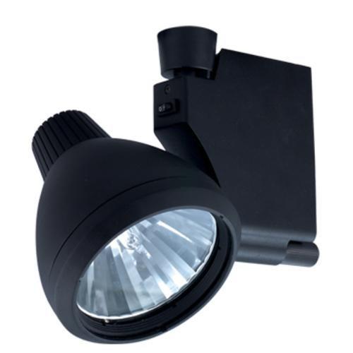 Jesco Lighting HMH905T439-B Contempo 905 Series Metal Halide Track Light Fixture, T4, 39 Watts, Black Finish