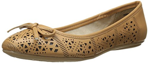 Chinese Laundry Womens Sweet (CL by Chinese Laundry Women's Hannah Ballet Flat, Camel,  6 M US)