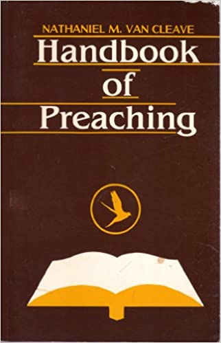 Handbook of preaching nathaniel m van cleave amazon books fandeluxe Images