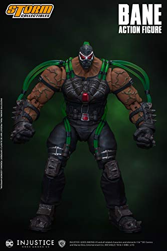 Storm Collectibles 1/12 Bane Injustice: Gods Among Us Action Figure