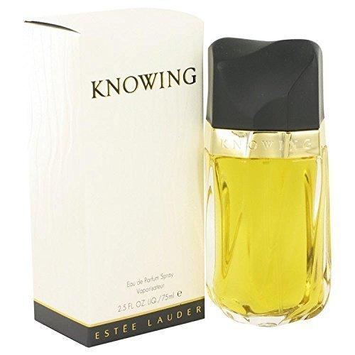 Knowing by Estee Lauder Eau De Parfum Spray 2.5 oz for Women - 100% Authentic