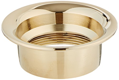 KOHLER K-1036932-AF Drain Trim Ring, Vibrant French Gold