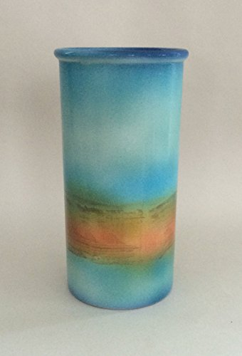 SUNRISE POTTERY VASE (Hand Made Vase compare prices)