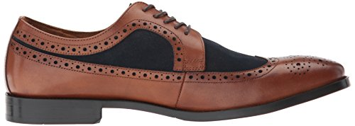 cognac York New Cole Oxford Men's Ticket Kenneth 7q86w