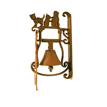 CAL FUSTER - Campana de hierro fundido