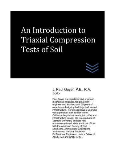 An Introduction to Triaxial Compression Tests of Soil