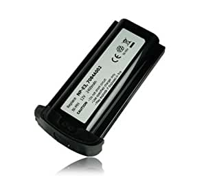 M&L Mobiles® | Batería NP-E3 NPE3 para Canon EOS 1D Mark II N | EOS-1D | EOS-1D MARK II | EOS-1Ds | EOS-1Ds MARK II