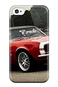Top Quality Case Cover For Iphone 4/4s Case With Nice American Sports Car Appearance