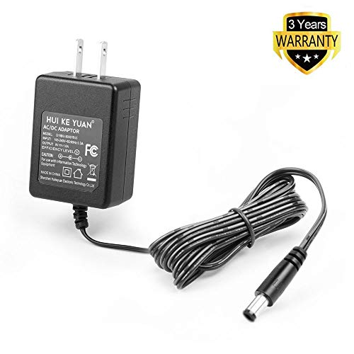 HQRP AC Adapter for Roland AX-09 AX-1 AX-7 AX-Synth BD-2 BE-5 BF-1 BF-2 BF-3