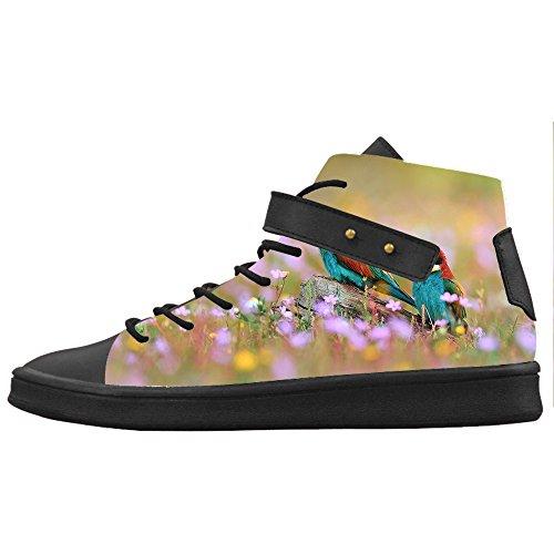 E Custom Foresta Le Canvas Women's Scarpe Shoes Scarpe Uccello FTlKc31J