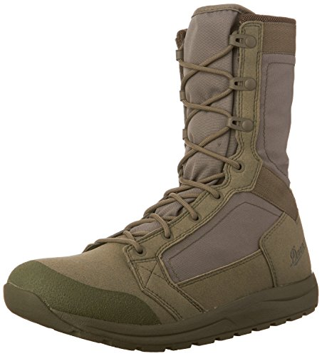 "Danner Men's Tachyon 8"" Duty Boots,Sage Green,9.5 D US"