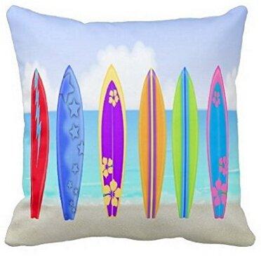 Jessie Amy tabla de surf Patrón personalizado lovely conejo fundas de almohada AUTO decoración regalos,