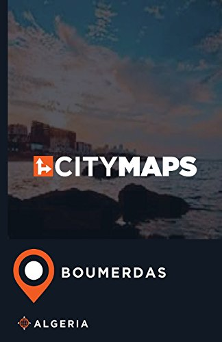 City Maps Boumerdas Algeria